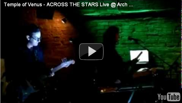 Across The Stars (2011 live)